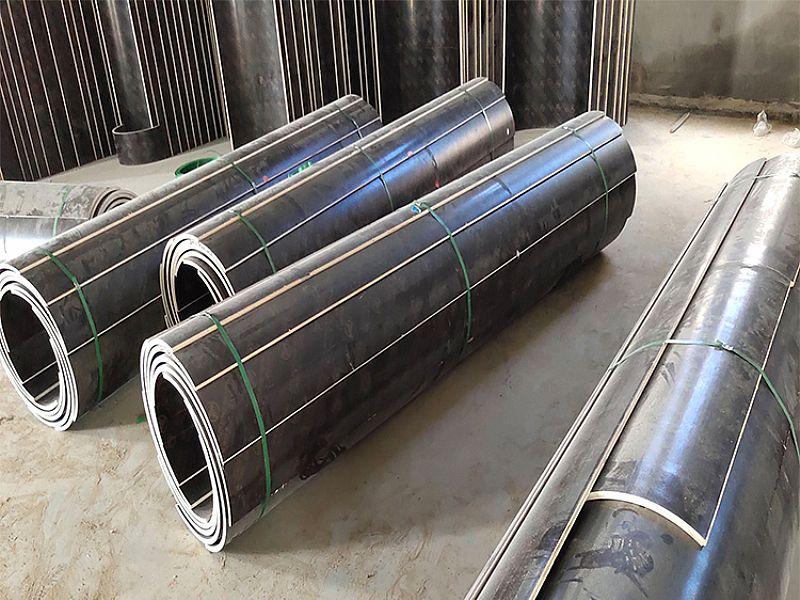 天津圆弧形模板_建筑弧形模板_木质弧形模板_圆柱形建筑模板定制阳台弧形