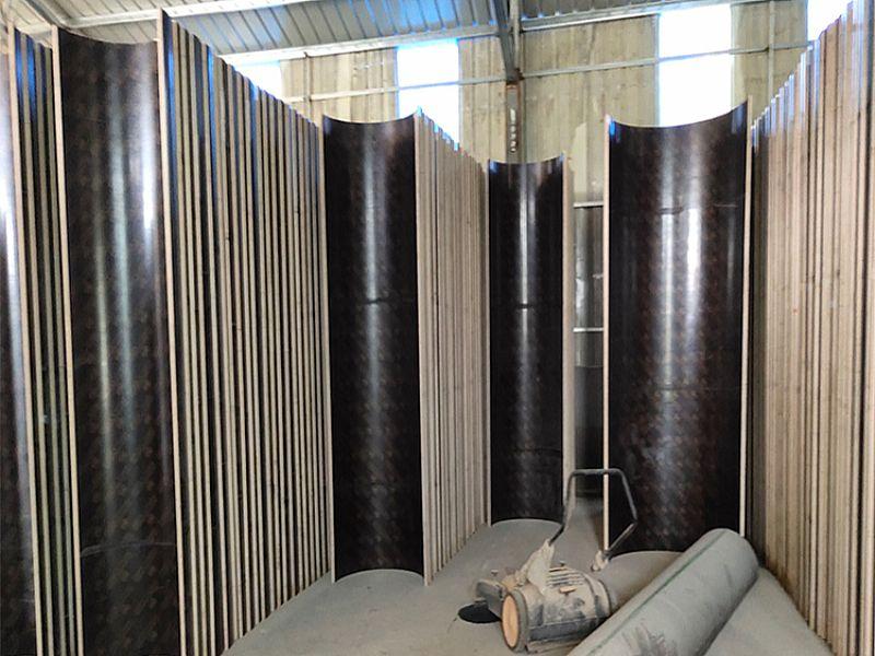 河北圆柱子模板_建筑圆柱模板_河北木质圆柱子模板_圆柱木模板_厂家定制价格