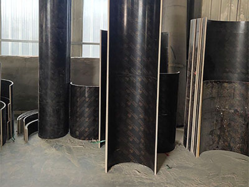 济南圆柱形模板,济南混凝土圆柱模板定制价格