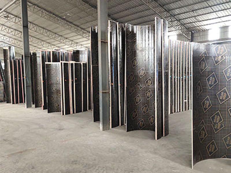 东营圆柱形模板,混凝土圆柱模板定制价格