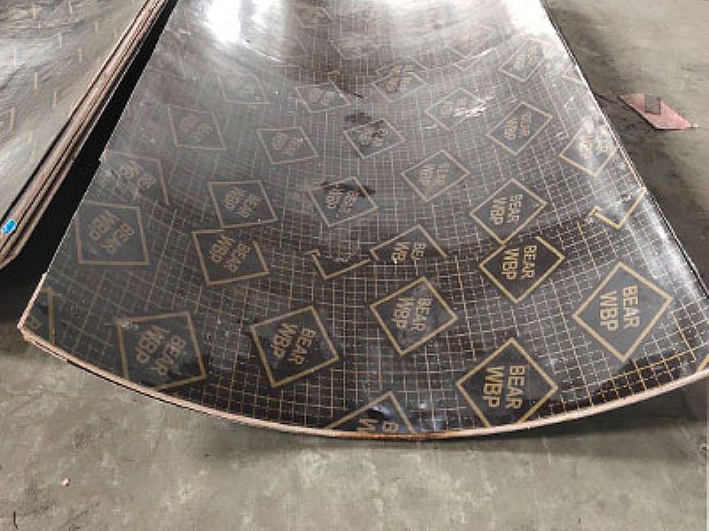 东营圆弧模板,弧度模板定制价格