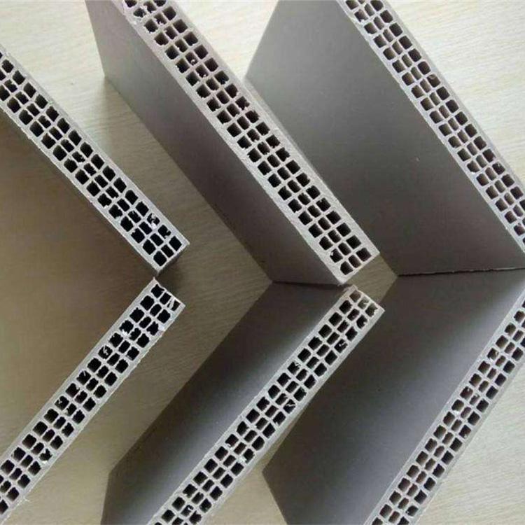 新型中空塑料模板